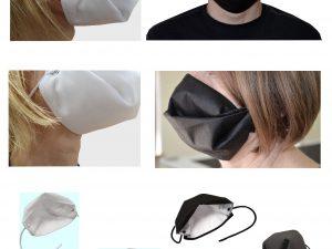 Zaščitna higienska maska NH7 mikro