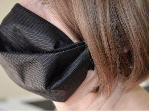 Zaščitna pralna antibakterijska maska NHV7 micro