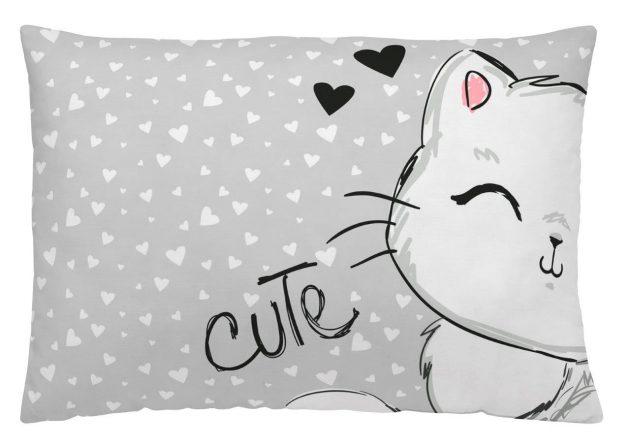 Prevleka za vzglavnik Kitty
