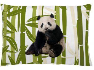 Prevelka za vzglavnik Panda