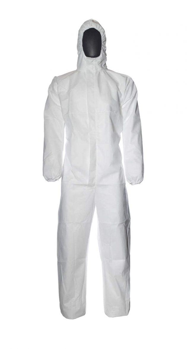 Zaščitni vodoodporni pralni kombinizon