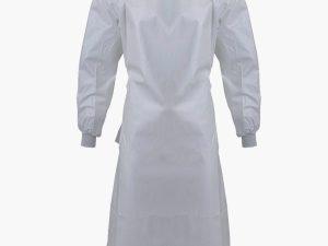 Zaščitni plašč pralni in zračni